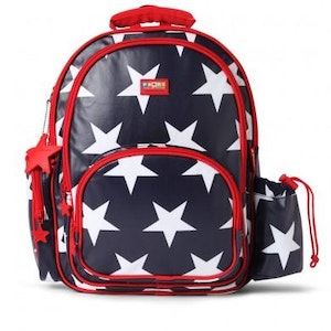 PENNY SCALLAN - LARGE BACKPACK NAVY STAR