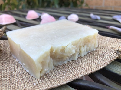 Mighty Impression Rebirth Almost Edible Artisan Soap - Set of 3