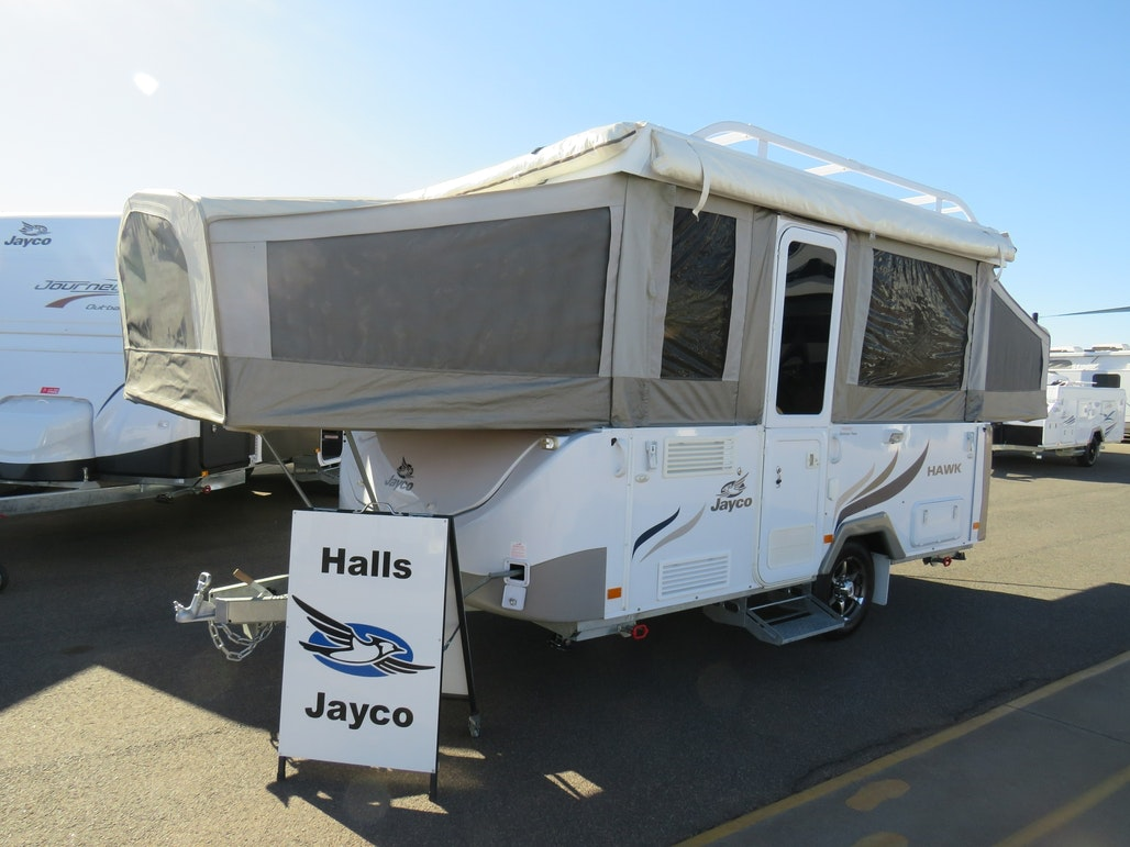 Hawk Camper Trailers For Sale In Mildura