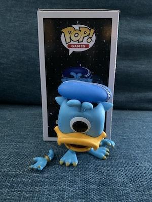 Donald Monsters Inc Pop