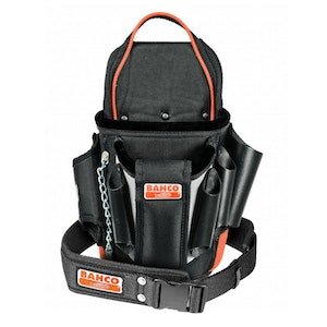 Electrician's Pouch with Quick Release Bahco Belt 4750-EP-2