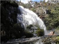 Wonderful Winter - Spring rain brings spectacular Grampians waterfalls