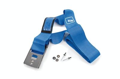 B&W Belt Blue For  Bike Box Ii Incl. Buckle