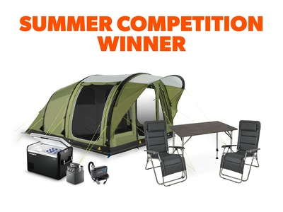 Dometic Summer Competition Winner
