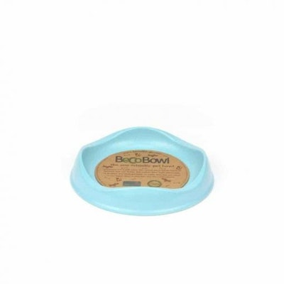 Beco Things BecoThings Eco Friendly Cat Bowl Blue