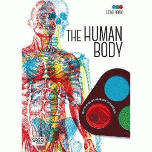 Sassi Junior Sassi- Human Body Lens Book