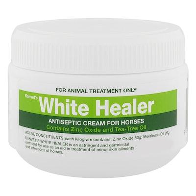 Ranvet White Healer Horses Antiseptic Treatment Cream - 2 Sizes