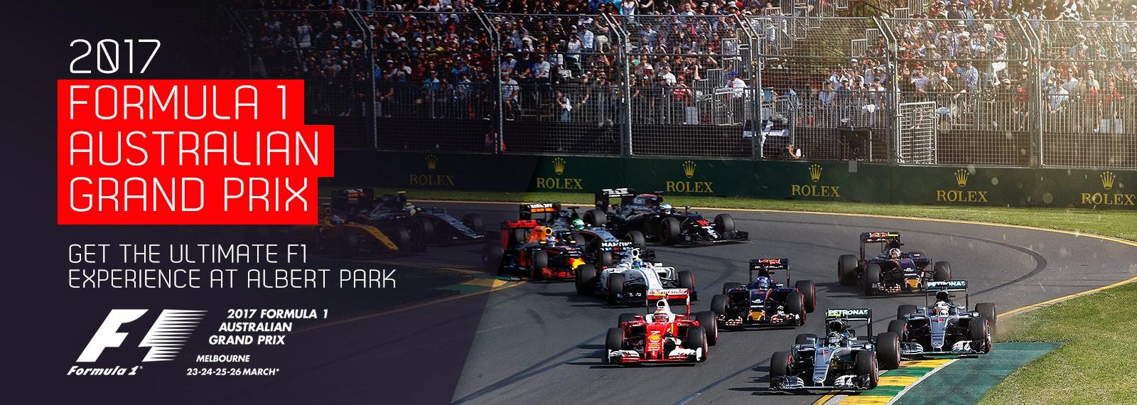 2017 Australian Formula One Grand Prix