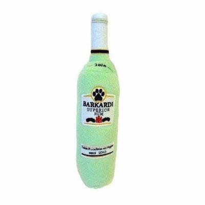 Dog Diggin Designs Barkardi Superior Rum Dog Toy