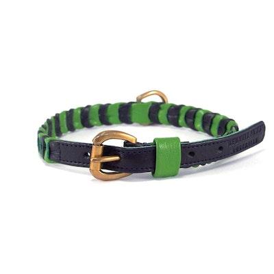 Georgie Paws Tuela Collar - green