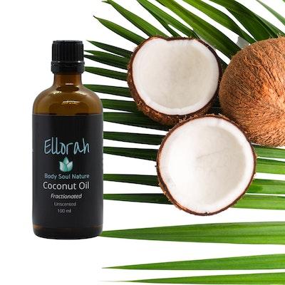 Ellorah Fractionated Coconut Oil 100ml