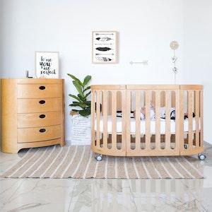 Babyhood Kaylula Sova Cot Classic