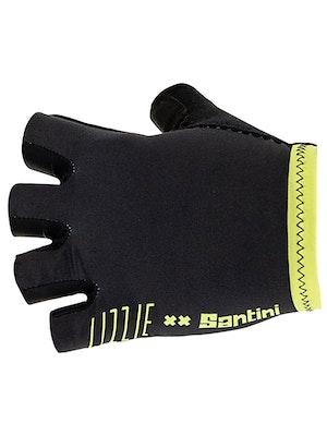 Santini Luce Gloves Black