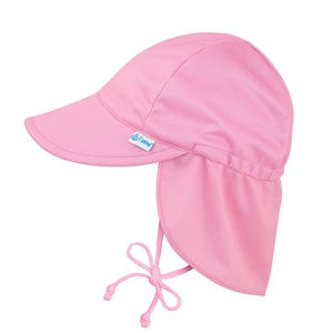 i play. Breathable Flap Sun Protection Hat-Light Pink