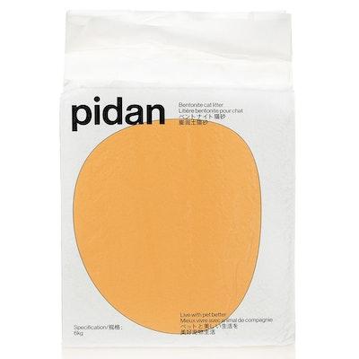 Pidan Bentonite Cat Litter - 12 Kg (two packs of 6 kg)