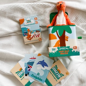 Mizzie the Kangaroo Mizzie 'Toddler Discovery' Gift Set