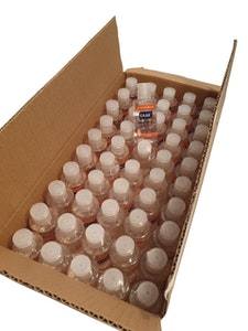 WH Safe Pack of 50 Bottles of EAAE Disinfectant Hand Sanitisers Alcohol Gel (60ml) - $1.8 Each Unit - IN STOCK NOW!