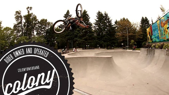 Colony BMX Banner