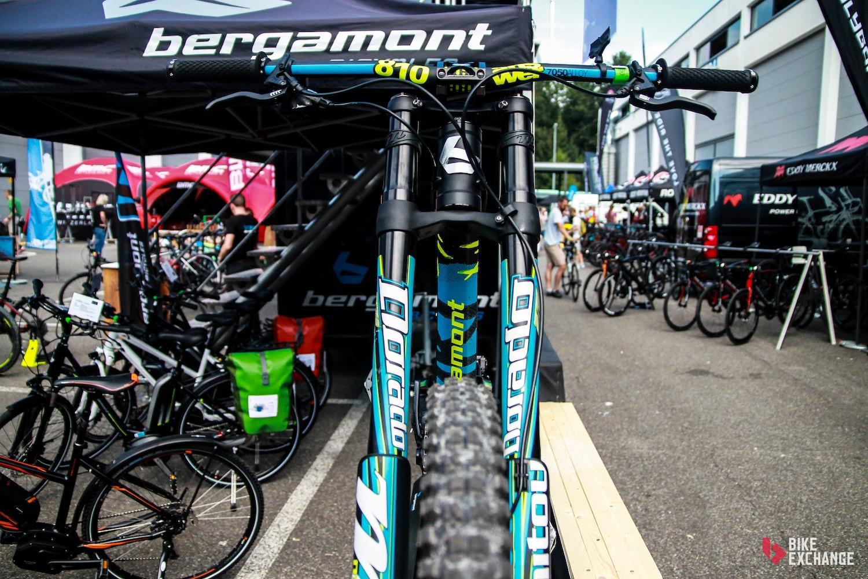 Bergamont mit neuem Trailster, Straitline und Plus-E-Mountainbikes für 2017