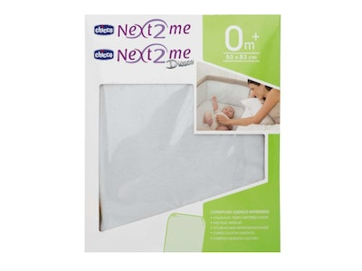 Chicco Next2Me Protective Mattress Cover White