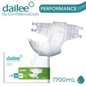 Dailee Slip Super - XS/S (38 - 105cm)