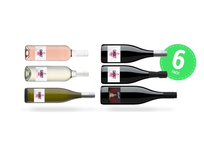 Ghost Wines Mixed 6 Pack