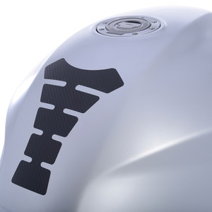 Oxford Spine Tank Pad - Embossed Carbon