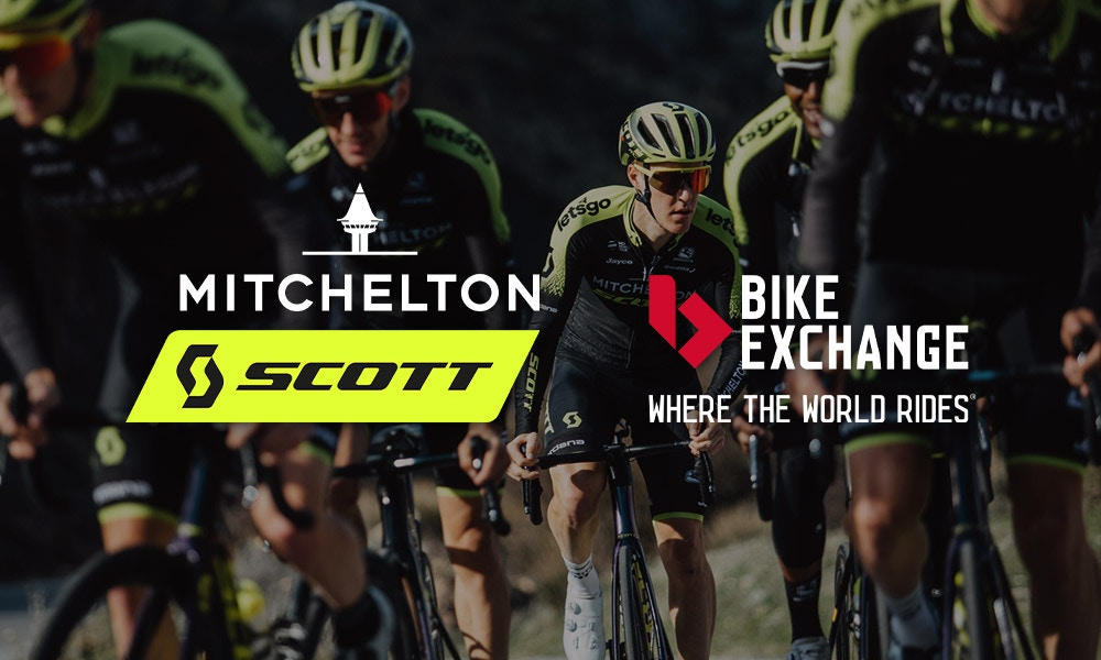 BikeExchange added to Mitchelton-SCOTT jersey for Le Tour and Beyond