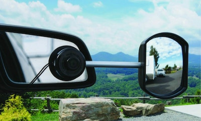 Camec does well with overall solution to towing mirror needs