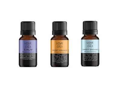 Love Thy Oils Sleep Tight Essential Oil 3 pack