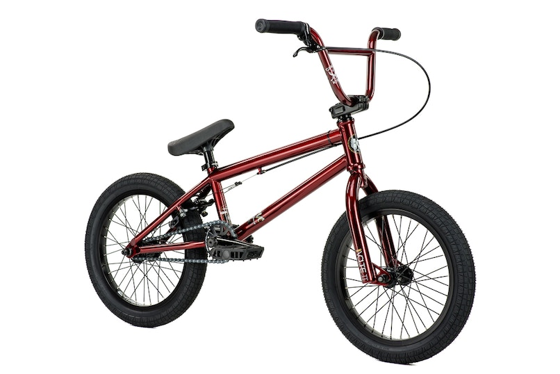 "Kink Carve 16"" Red 2015, Freestyle BMXs"