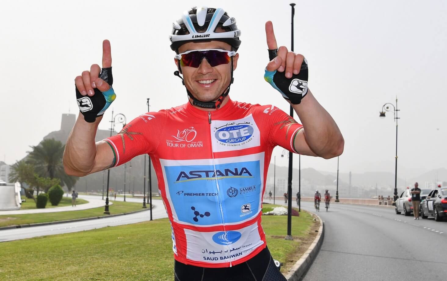 TOUR OF OMAN'S OVERALL WIN FOR LUTSENKO AND NORTHWAVE EXTREME PRO