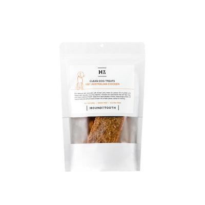 HOUNDZTOOTH 100% Natural Dog Treats Australian Chicken