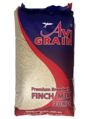 Avigrain Produce Finch Mix Avigrain