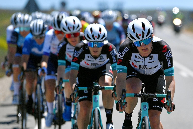 Team BikeExchange vorbereitet für aggressiven La Course
