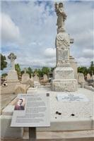 Unusual tourism experience launches at Adelaides historic West Terrace Cemetery