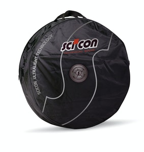 Scicon Double Padded Wheel Bag Black
