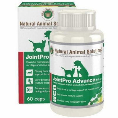 Natural Animal Solutions Nas Jointpro Advance Animal Joint Support 60 Caps