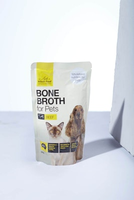 The Art of Whole Food Art of Whole Food Beef Bone Broth for Pets 500g