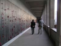 The War Memorial is a moving experience