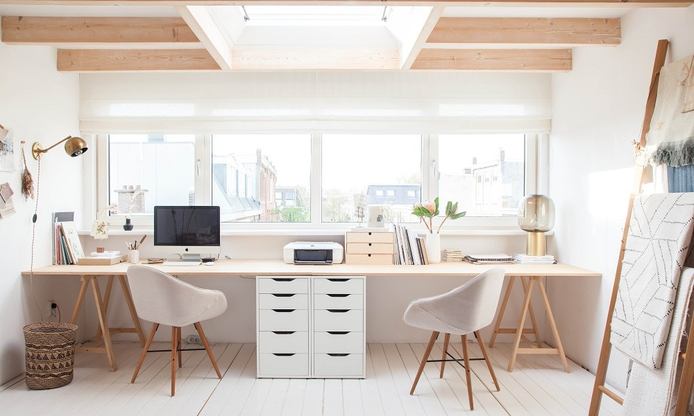 Home office styles home office design ideas for Your inspiration at home back office