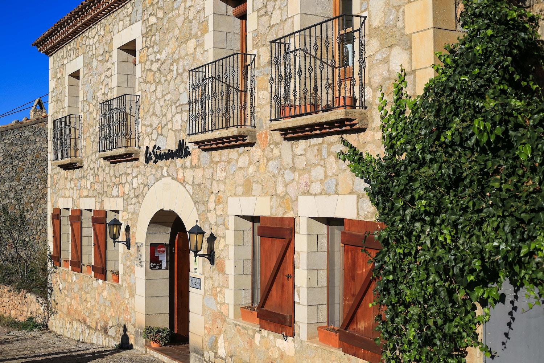 Mittag mit Aussicht - Restaurant La Siuranella