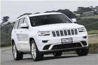Jeep climbs to new  peak with $75,000 Grand Cherokee Summit 3.0L CRD diesel