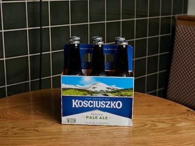 Kosciuszko Pale 6 Pack