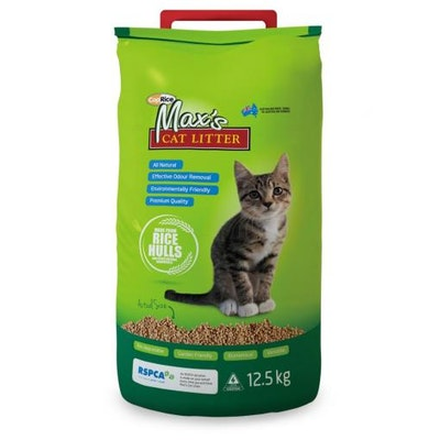Coprice Max's All Natural Cat Litter 12.5kg