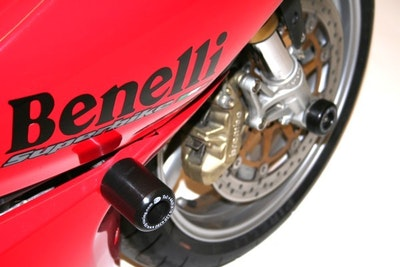 Ducati Multistrada 1200 2010 - 2014 R&G Racing Aero Crash Protectors