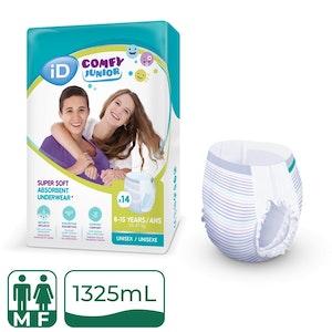 iD Comfy Junior Pants 8-15 Years (24-47kg)
