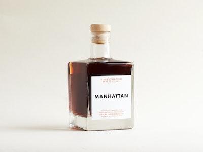 Manhattan Bottled Cocktail (500ml)