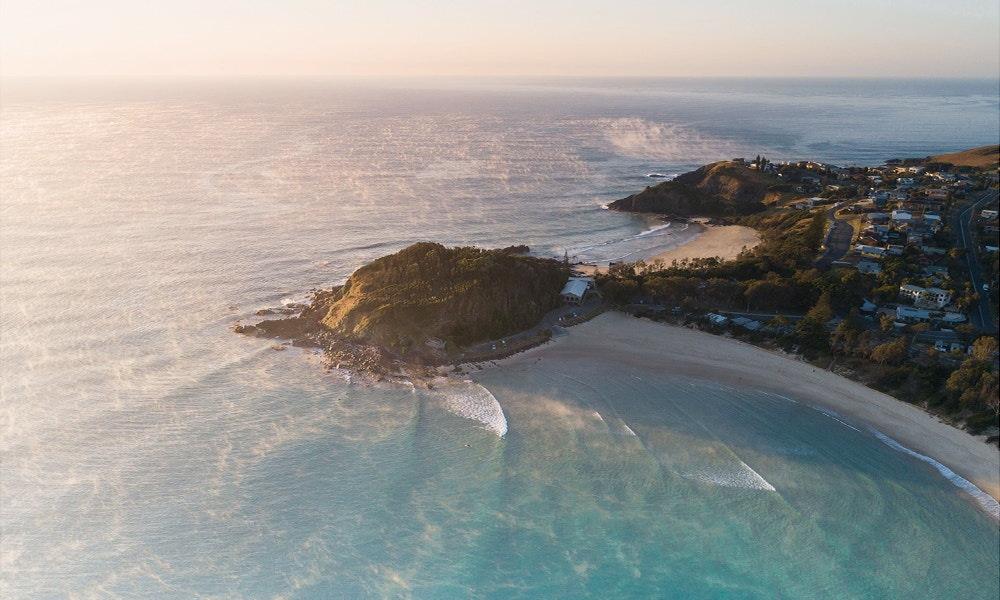 Scotts Head: a North Coast surf sanctuary
