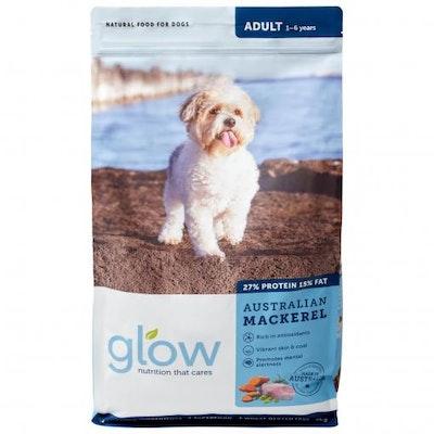 GLOW Adult Australian Mackerel Dry Dog Food 3kg